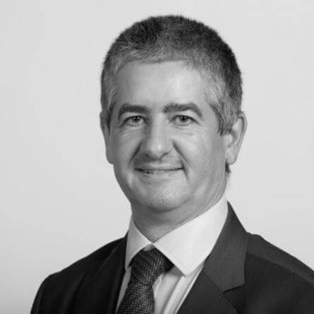 Gerard Cox - <br>Supply Chain & Procurement Director