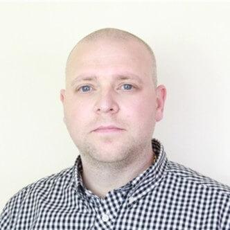 Darren Crisp portrait image