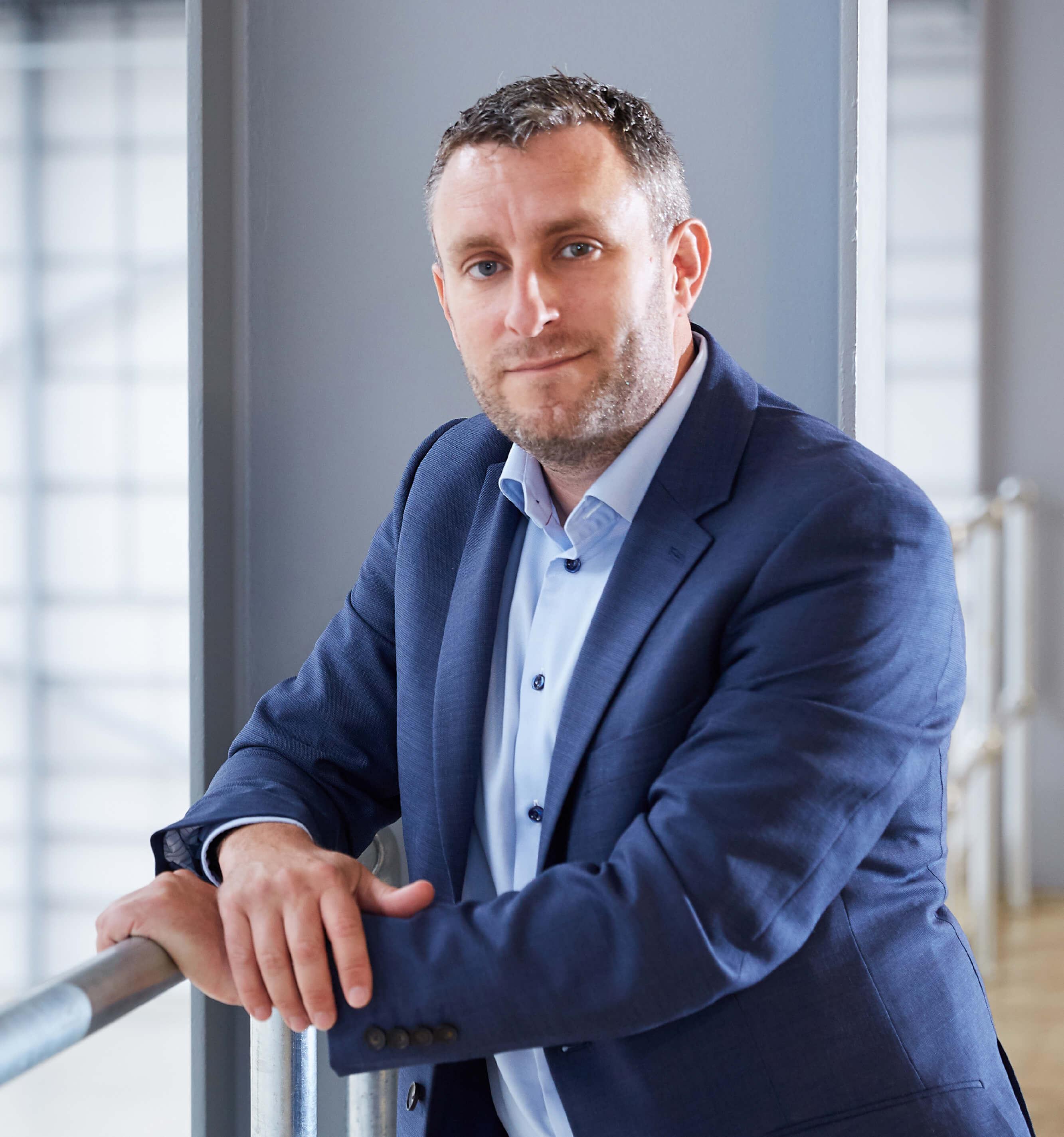 Paul Stephens - <br>Managing Director of Readie Construction